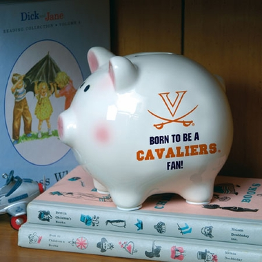 Virginia (Born to Be) Piggy Bank