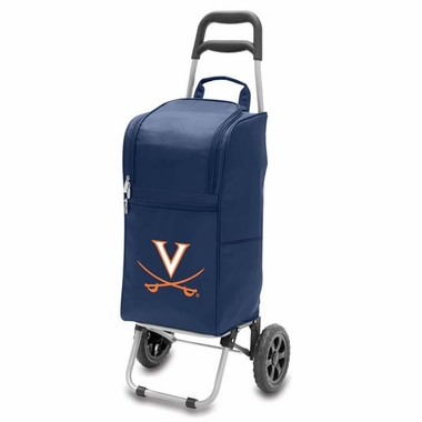 Virginia Cart Cooler (Navy)