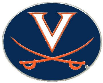 Virginia Cavaliers Hitch Cover Class 3