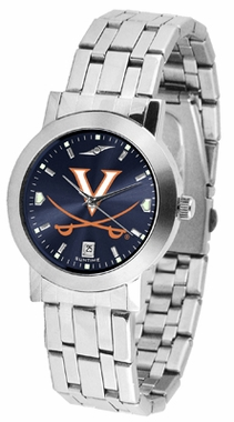 Virginia Dynasty Men's Anonized Watch