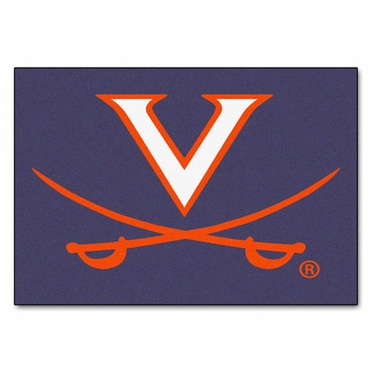 Virginia Economy 5 Foot x 6 Foot Mat