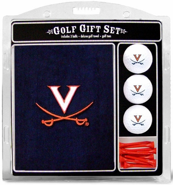 Virginia Embroidered Towel Gift Set