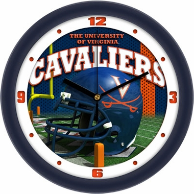 Virginia Helmet Wall Clock