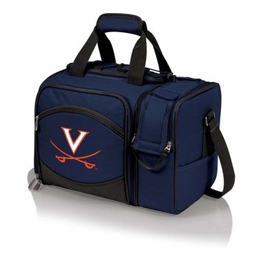 Virginia Malibu Picnic Cooler (Navy)