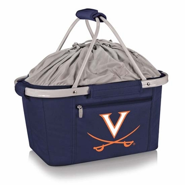 Virginia Metro Basket (Navy)