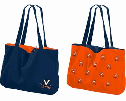 Virginia Reversible Tote Bag