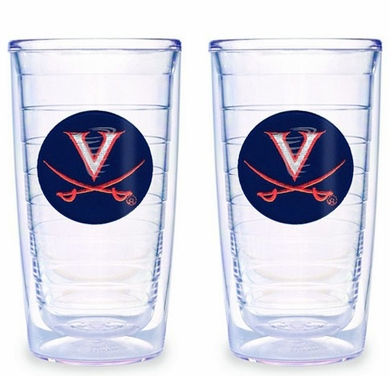 Virginia Set of TWO 16 oz. Tervis Tumblers