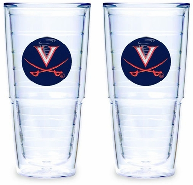 Virginia Set of TWO 24 oz. Tervis Tumblers