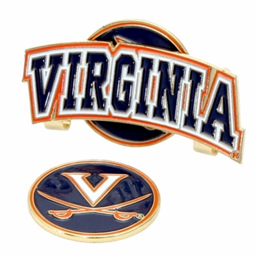 Virginia Slider Clip With Ball Marker
