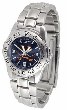 Virginia Sport Anonized Women's Steel Band Watch