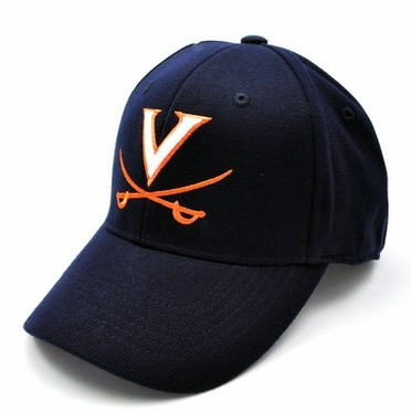 Virginia Team Color Premium FlexFit Hat