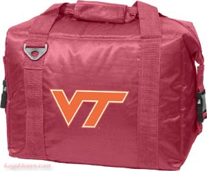 Virginia Tech 12 Pack Cooler