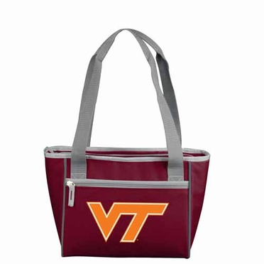 Virginia Tech 16 Can Tote Cooler