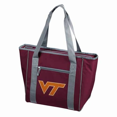Virginia Tech 30 Can Tote Cooler