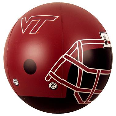Virginia Tech Beach Ball