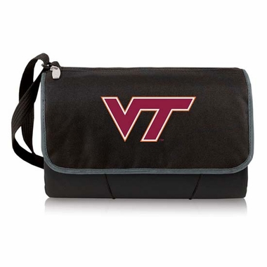Virginia Tech Blanket Tote (Black)