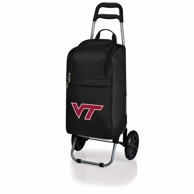 Virginia Tech Cart Cooler (Black)