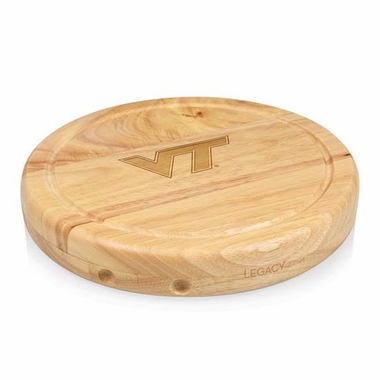 Virginia Tech Circo Cheese Board