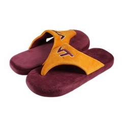 Virginia Tech Comfy Flop Sandal Slippers