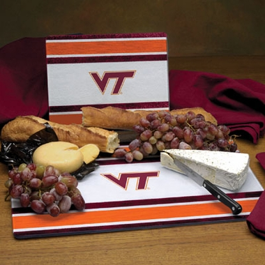 Virginia Tech Cutting Board Set