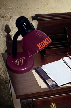 Virginia Tech Dorm Lamp