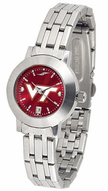 Virginia Tech Dynasty Women's Anonized Watch
