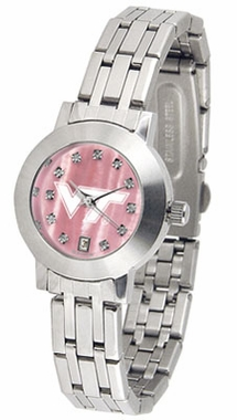Virginia Tech Dynasty Women's Mother of Pearl Watch