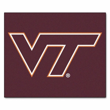 Virginia Tech Economy 5 Foot x 6 Foot Mat