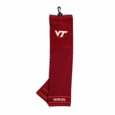 Virginia Tech Embroidered Golf Towel