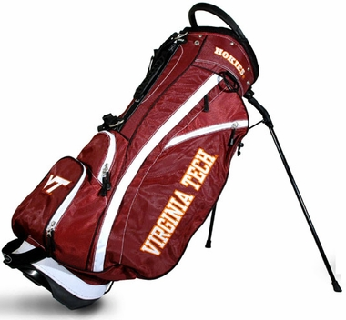 Virginia Tech Fairway Stand Bag