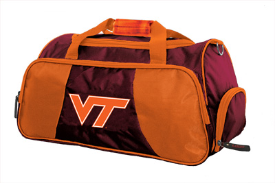 Virginia Tech Athletic Duffel