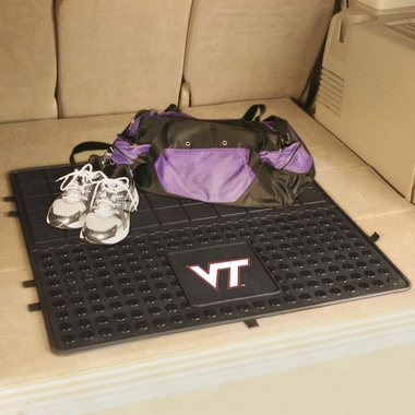 Virginia Tech Heavy Duty Vinyl Cargo Mat