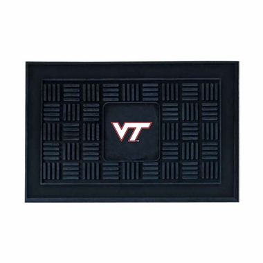 Virginia Tech Heavy Duty Vinyl Doormat