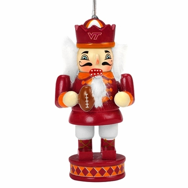 Virginia Tech Hokies 2012 Nutcracker Ornament