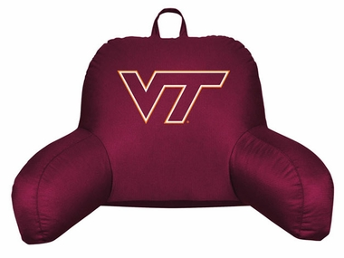 Virginia Tech Jersey Material Bedrest