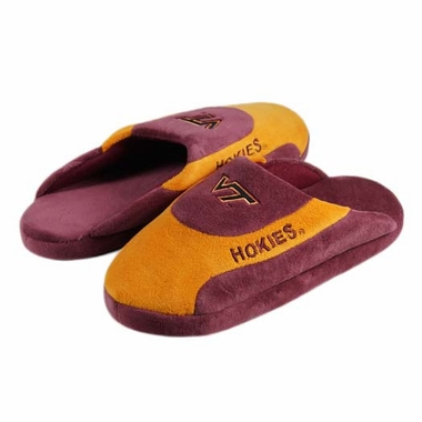 Virginia Tech Low Pro Scuff Slippers