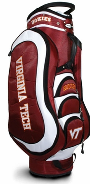 Virginia Tech Medalist Cart Bag