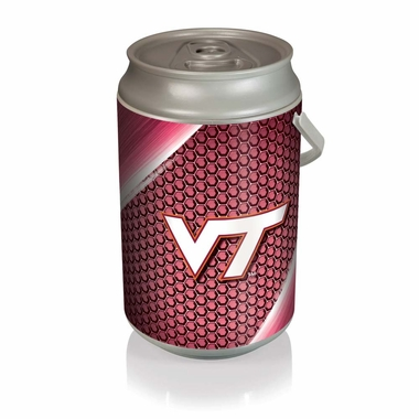 Virginia Tech Mega Can Cooler