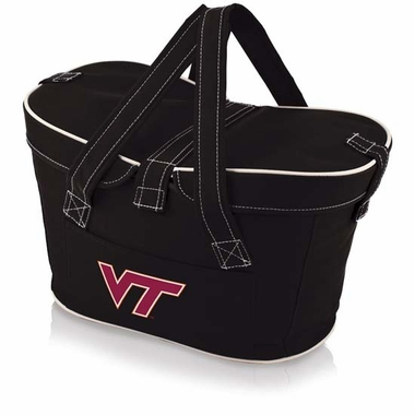 Virginia Tech Mercado Picnic Basket (Black)