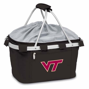 Virginia Tech Metro Basket (Black)