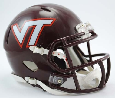Virginia Tech Mini Replica Helmet