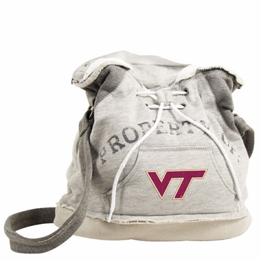 Virginia Tech Property of Hoody Duffle