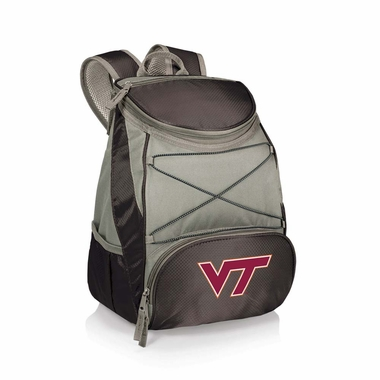 Virginia Tech PTX Backpack Cooler (Black)