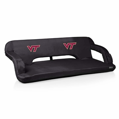 Virginia Tech Reflex Travel Couch (Black)