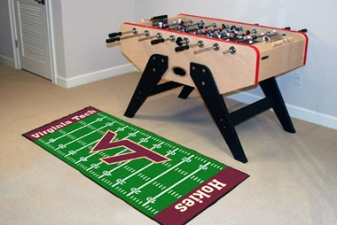 Virginia Tech Runner Rug