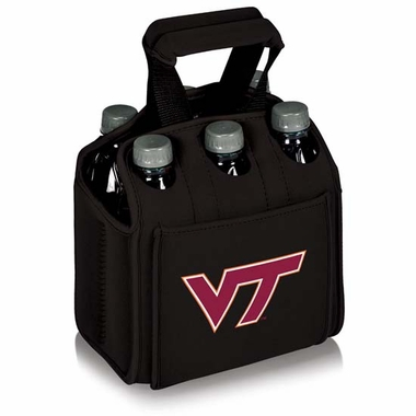 Virginia Tech Six Pack (Black)