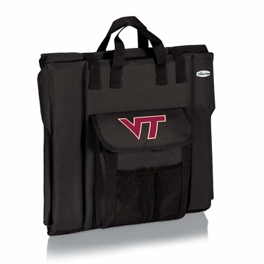 Virginia Tech Stadium Seat (Black)