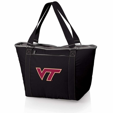 Virginia Tech Topanga Cooler Bag (Black)