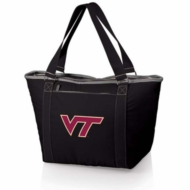 Virginia Tech Topanga Embroidered Cooler Bag (Black)