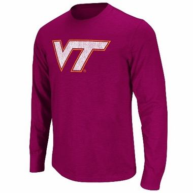 Virginia Tech Touchdown Soft L/S T-shirt